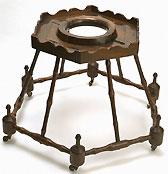 Tacatá de 1700-1750. Museo el No W.36-1937. Visto en www.vam.ac.uk