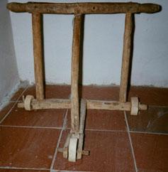 Andador. Museo Casa Rural (Alcozar)