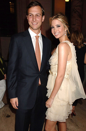 Jared Kushner, Donald Trump's Son-In-Law, Revealed as ...