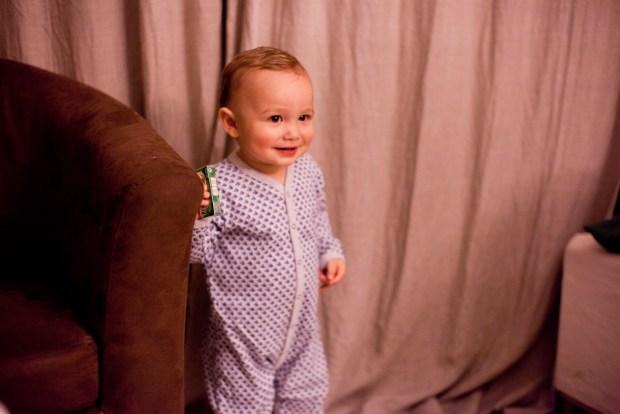 nani en pijama2