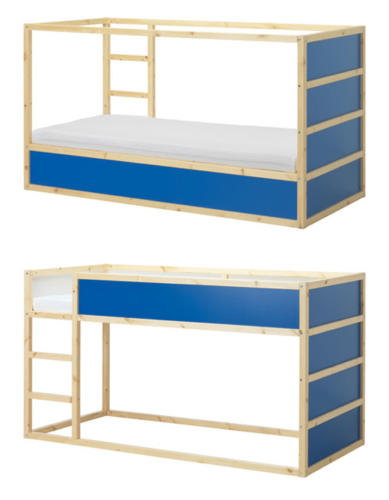 Ikea-Kura-Bed