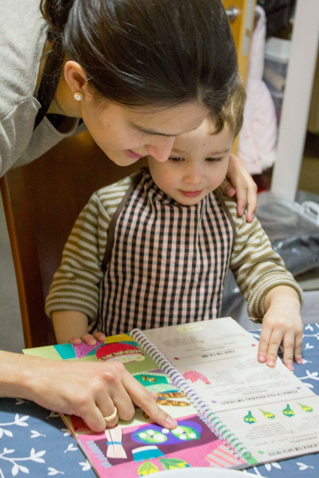 leer con niños