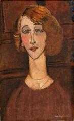 Amedeo Modigliani, Renée.