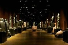 Museo egizio, galleria
