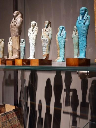 Museo egizio, statua