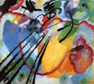 Vassily Kandinsky, Improvisation 26..