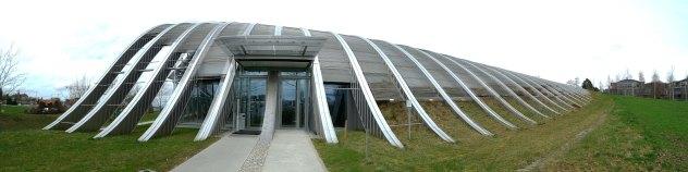 Zentrum Paul Klee, esterno