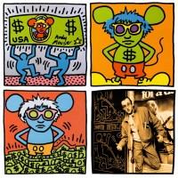 Andy Warhol e Keith Haring: due volti dell'arte americana