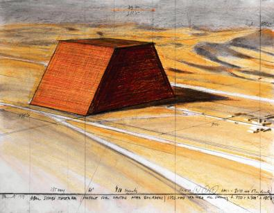 The Mastaba of Abu Dhabi (Project for United Arab Emirates)