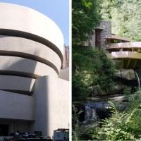 Frank Lloyd Wright: 5 opere per amare il più grande architetto americano