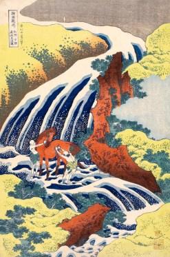 katsushika-hokusai-la-cascata-di-yoshino-nella-provincia-di-yamato-dove-yoshitsune-lavo-il-suo-cavallo-dalla-serie-viaggio-tra-le-cascate-giapponesi-1832-1833-circa