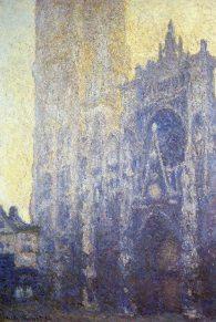 Claude-Monet-cattedrale-Rouen_facciata-e-tour-d'albanel