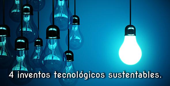 inventos tecnologicos verdes