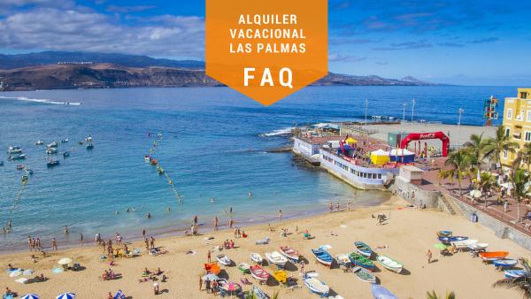 El Alquiler vacacional Las Palmas FAQ