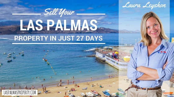 How to sell a Las Palmas property in just 27 days