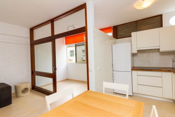 For sale: One bedroom, fully refurbished apartment on Secretario Artiles street close to Las Canteras beach in Las Palmas de Gran Canaria