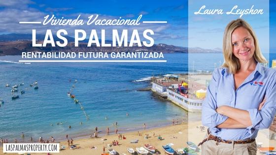 Como garantizar los ingresos de una vivienda vacacional en Las Palmas en un mercado saturado