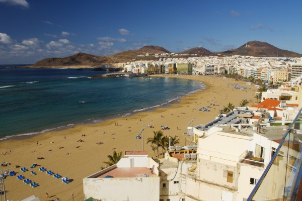 Las Palmas' roof terraces can now be turned into rooftop gardens and allotments.