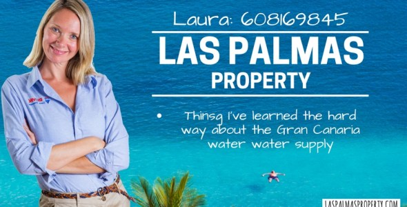 5 things you need to know about the Las Palmas de Gran Canaria water supply