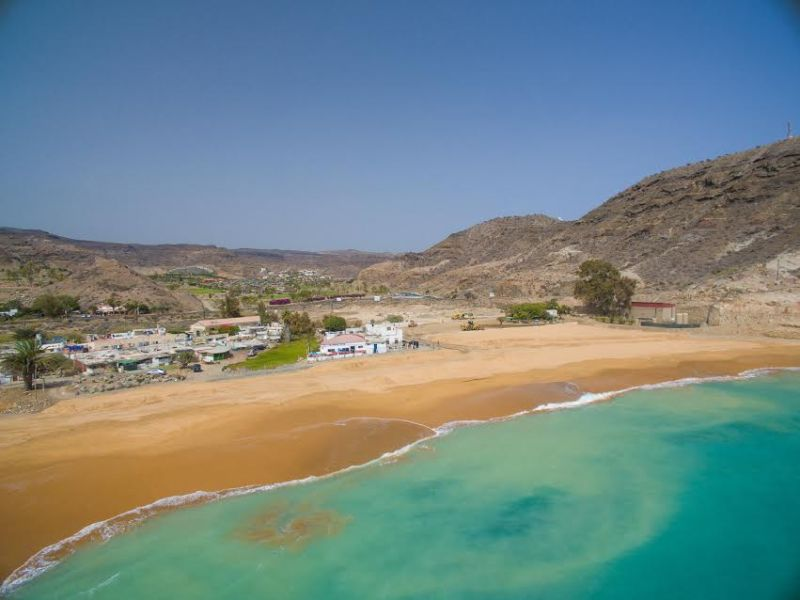 Tauro beach is the first stage of a new luxury resort