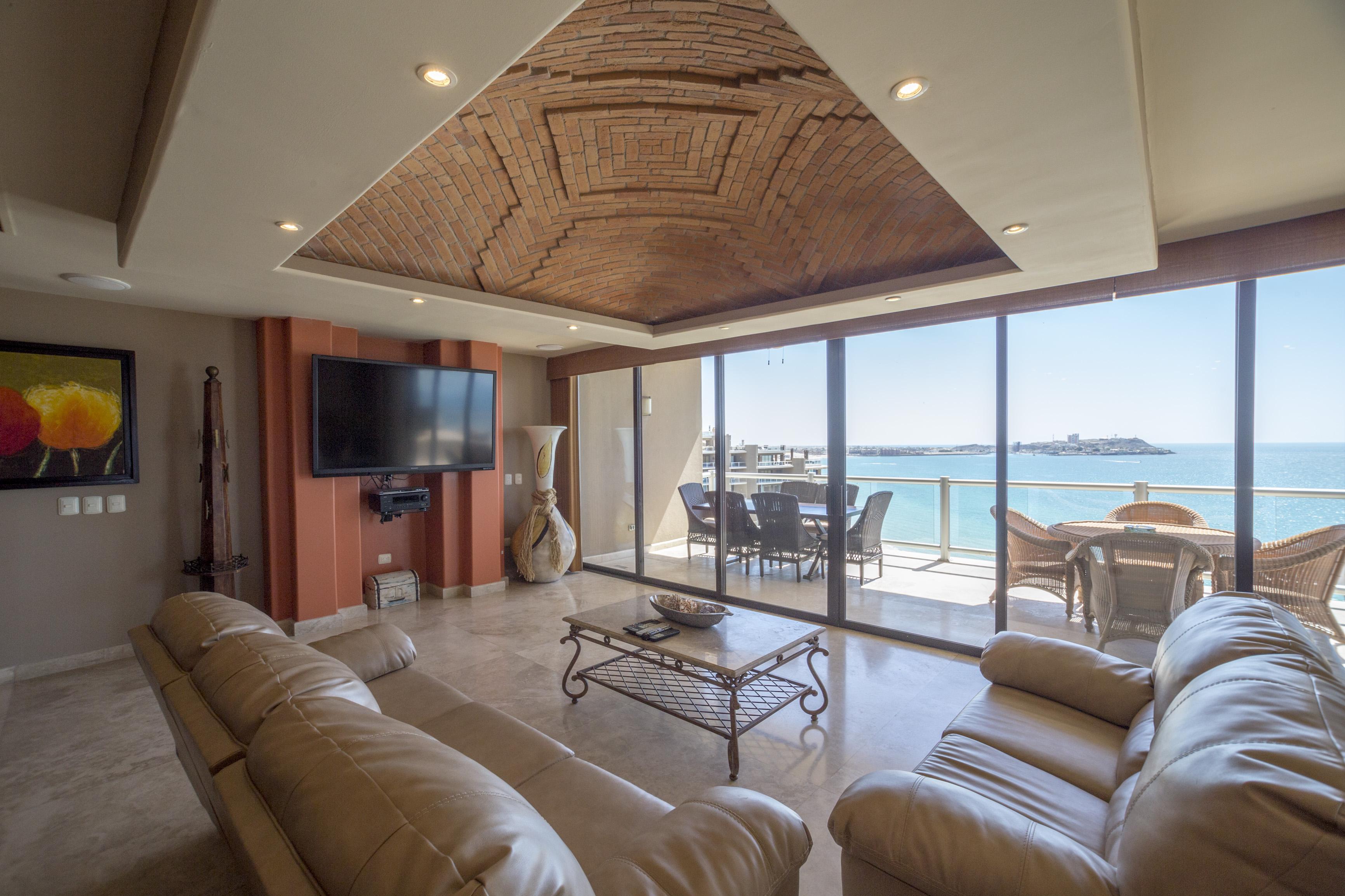3 Bedroom Penthouse Las Palomas Beach Amp Golf Resort