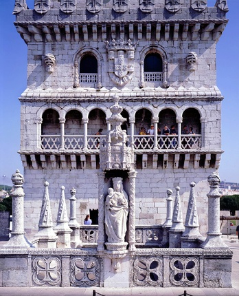 Estilo manuelino en Lisboa