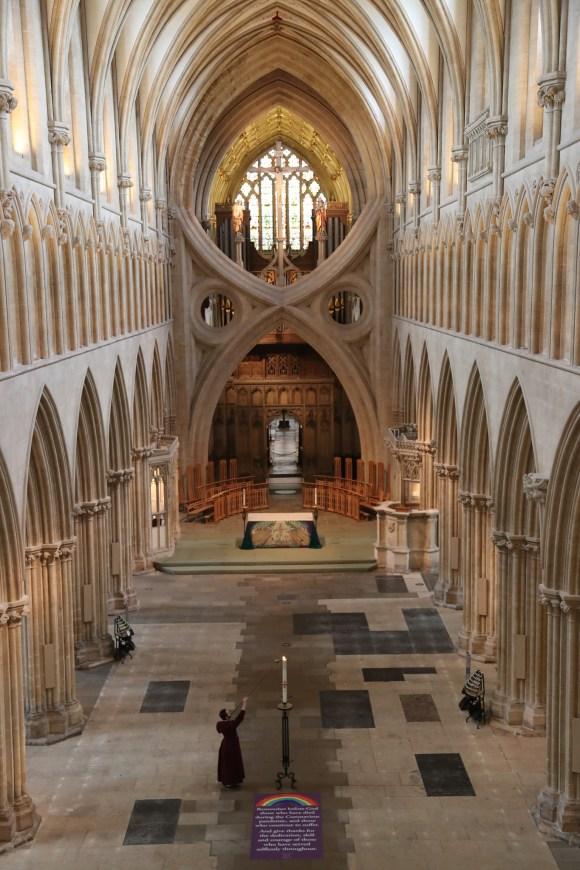 Catedral de Wellsarquitectura
