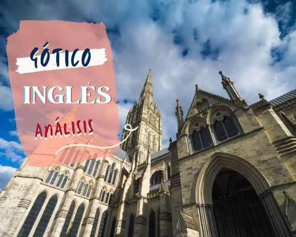Catedral de Salisbury, arquitectura gótico inglés