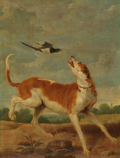 Pintura animalista ejemplo