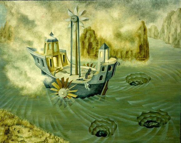 Generos pictoricos: marinas ejemplo
