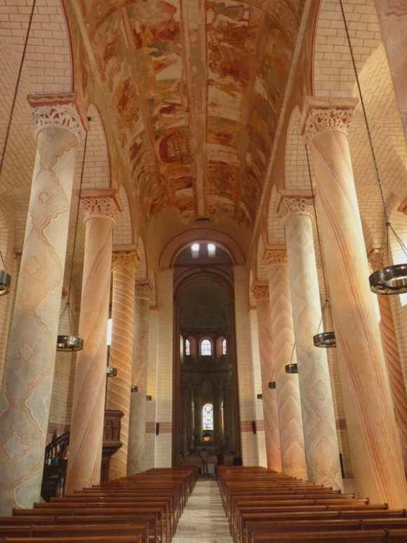 Arquitectura Romanica ejemplos