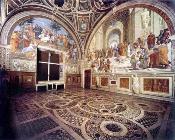 Pintura del Renacimiento en Italia