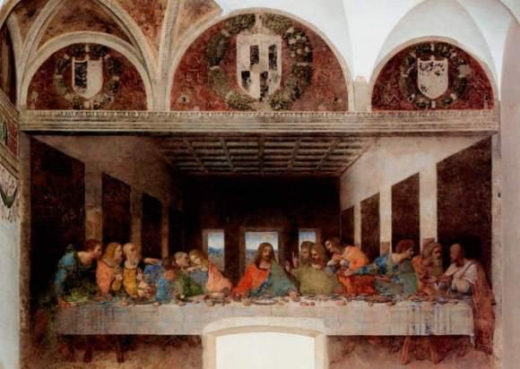 Análisis de La última cena, de Leonardo da Vinci