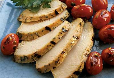 20 Protein-Packed Foods that Slim//Turkey c Mitch Mandel