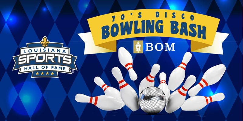 Inaugural LSHOF 70's Disco Bowling Bash set for Friday afternoon of Induction Weekend