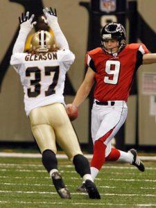 Steve Gleason's blocked punt