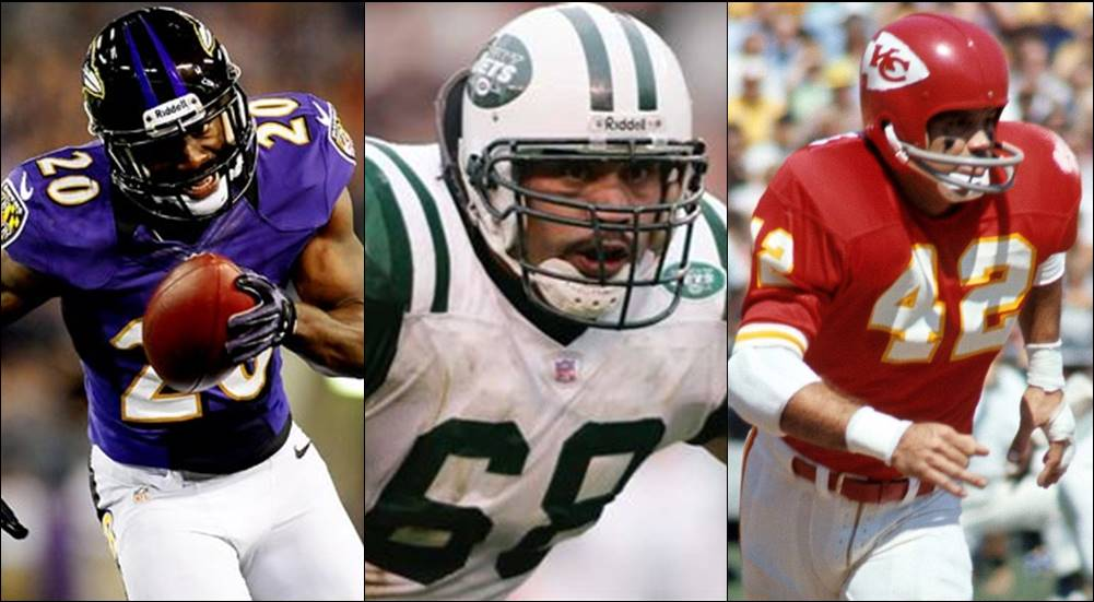 LSHOF members Mawae, Reed, Robinson elected to Pro Football Hall of Fame