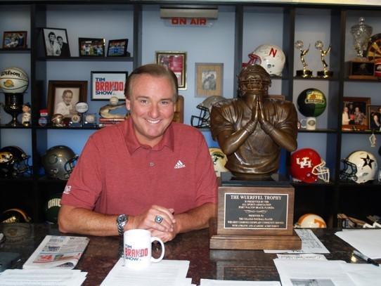 Tim Brando to receive inaugural Louisiana Sports Hall of Fame Ambassador Award