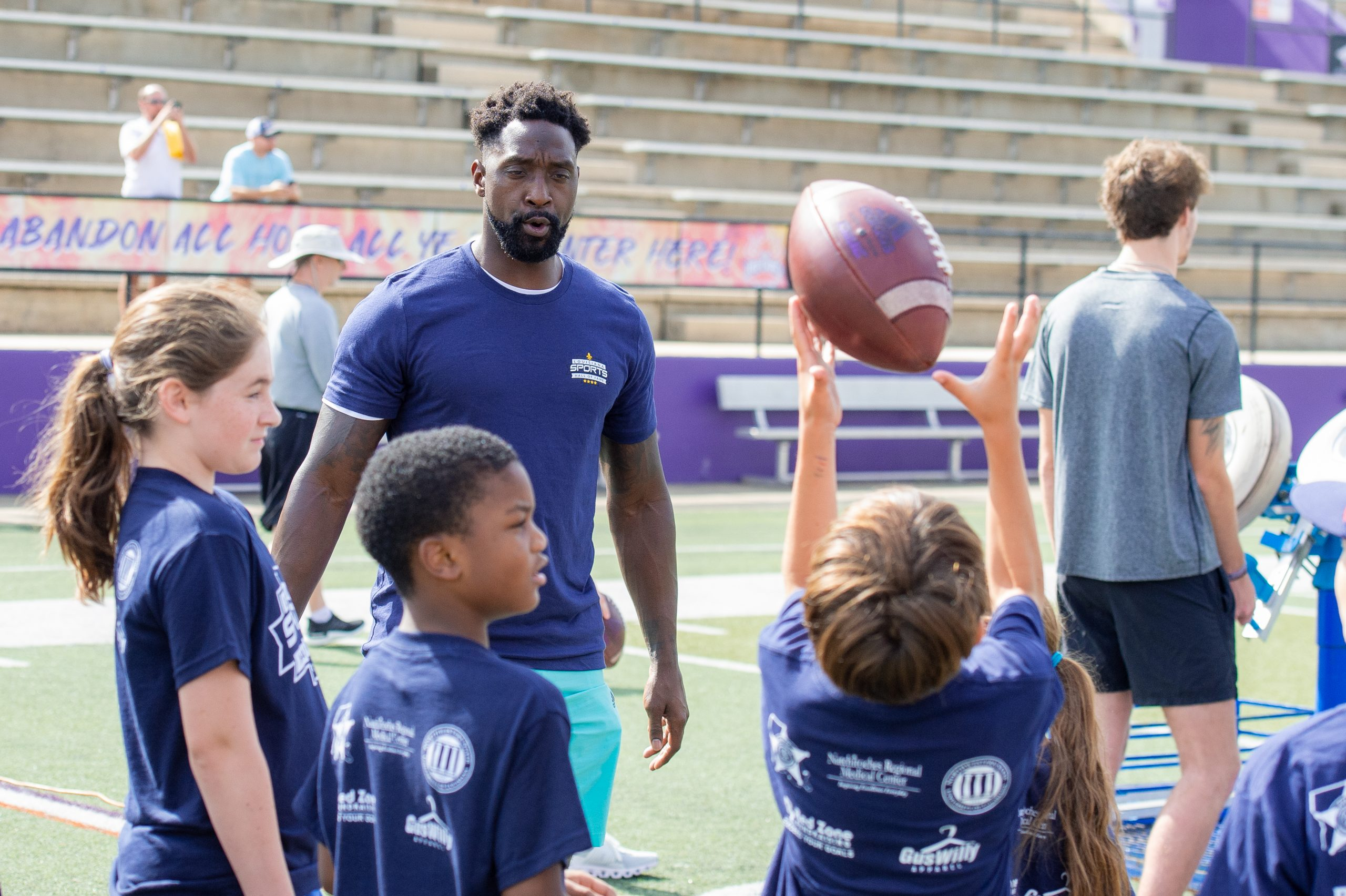 Video: 2020 Junior Training Camp presented by Natchitoches Regional Medical Center