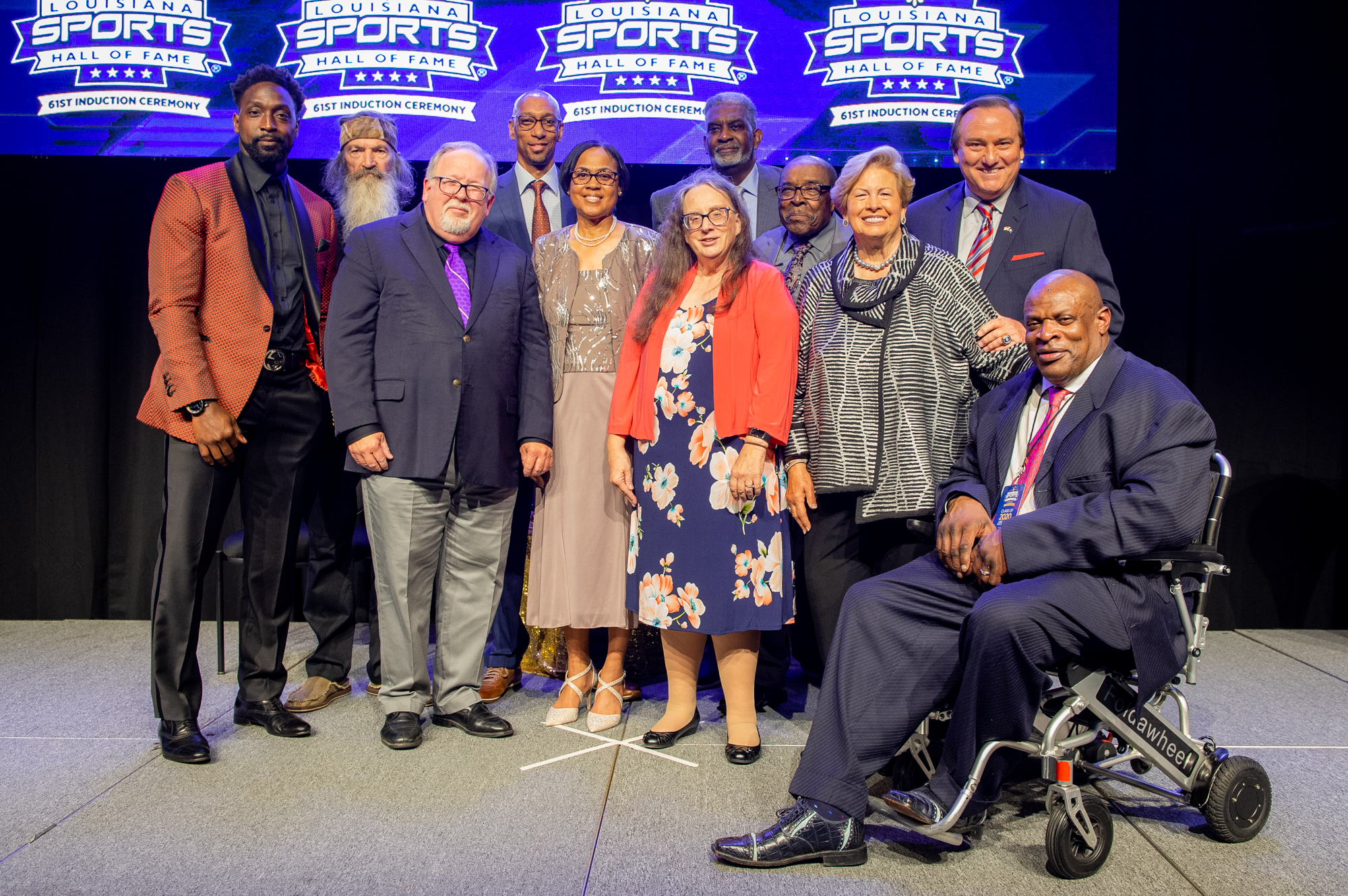 View the 2020 Induction Ceremony Program online