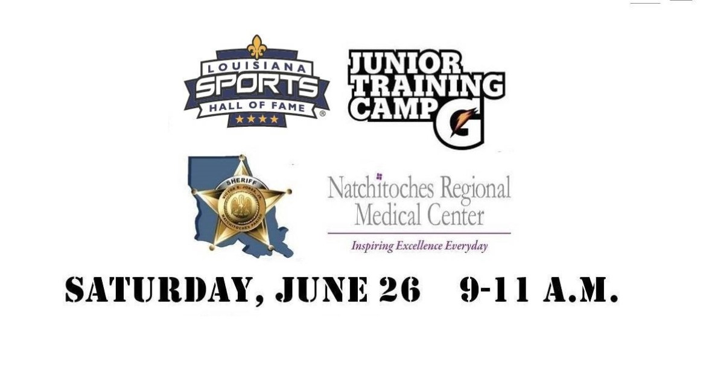 LSHOF Junior Training Camp