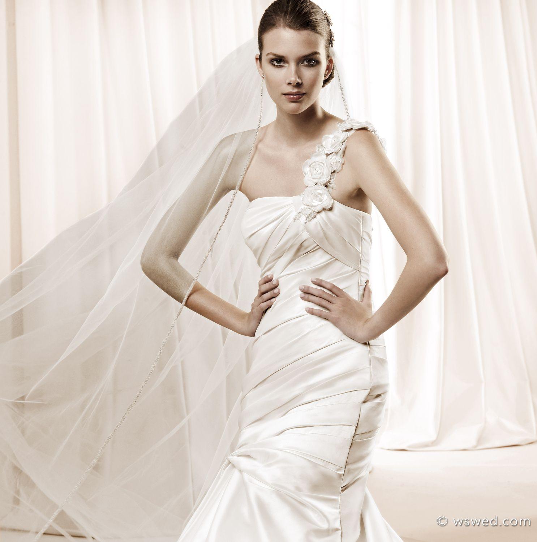 手工婚紗LASPOSA 2011 DAMASCO | 禮服出租 |LA SPOSA 華納婚紗獨家授權專賣店