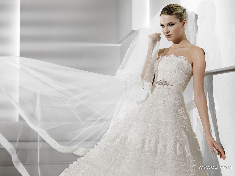 手工婚紗LASPOSA 2012 SIDERAL | 禮服出租 |LA SPOSA 華納婚紗獨家授權專賣店
