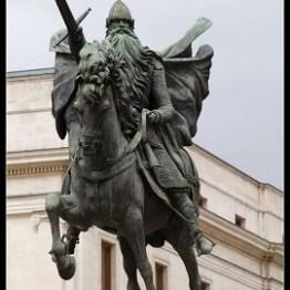 Estatua del Cid