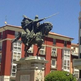 Estatua del Cid (2)