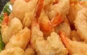 tempura langostino