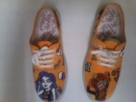 Zapatillas Monster High