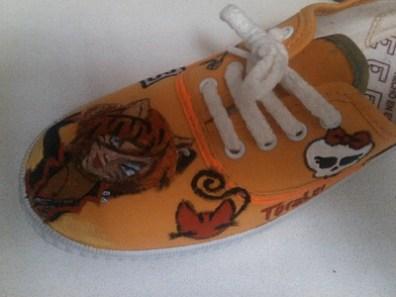 Zapatillas Monster1
