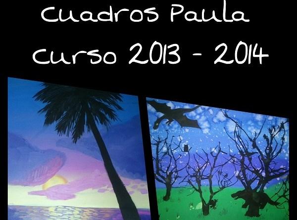 Cuadros Paula curso 2013