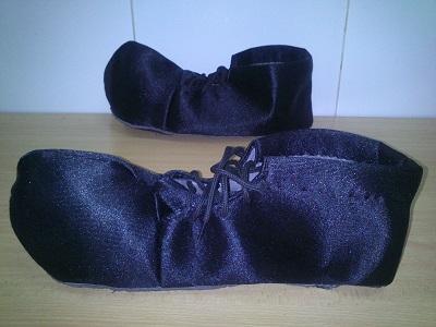 Zapatos de Fofó